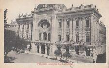 B78734 palacio de gobierno sucre   bolivia scan front/back image