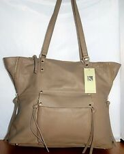 KOOBA Taupe Gen Leather Tote Large Women's Handbag Shoulder Purse  NWT