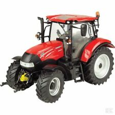 Universal Hobbies Case IH Maxxum 145 CVX Model Tractor With Loader 1:32 Scale