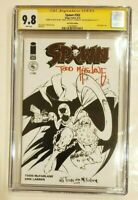 SPAWN #265 SIGNED TODD MCFARLANE & WILL TORRES CGC SS GRADED 9.8 IMAGE COMIC