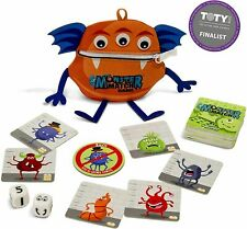 Monster Match Card North Star Game Classic Children Card Game Monstermat Orange