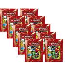 Blue Ocean Lego® Ninjago™ Legacy Sticker Serie 2 - 10x Stickertüten je 5 Sticker