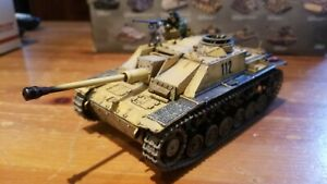 Forces of Valor 1:32 STUG III Sturmgeshutsz mobile assault gun --  Italy 1943