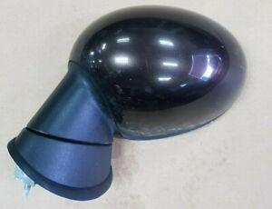 MINI COOPER  R55 R56 R57 PASSENGER LEFT ELECTRIC DOOR WING MIRROR HOT CHOCOLATE