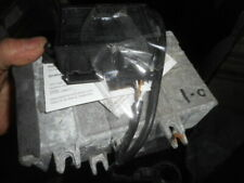 VW POLO 6N1 AER 1998 1.0 ECU, chip,induction ring and immobilser box.030906027E