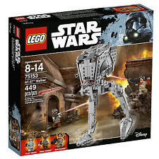 Lego® STAR WARS 75153 AT-ST Walker ROGUE ONE MOVIE. NEW! FREE SHIPPING*