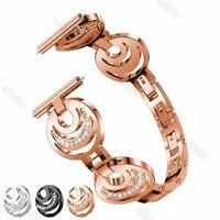 20 22MM women Rhinestone Diamond Strap For Samsung Galaxy Watch Smart Watch Band