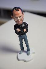 STEVE JOBS FIGUR mit iPhone - Puppe - Statue - APPLE - 18 cm - RARITÄT Sammler
