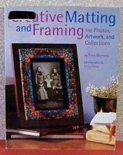 Creative Matting and Framing, by Boerens 2003