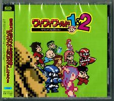 NEW KONAMI Wai Wai World 1 & 2 Sound Collection Music CD JAPAN NES Famicom F/S