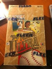 1993 Fleer Ultra Baseball Series 1 Box Factory Sealed Brand New