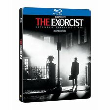 THE EXORCIST Blu-ray Steelbook Limited Extended Director's Cut NEW