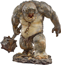 The Lord Of The Rings Statue 1/10 Cave Troll Deluxe Iron Studios Sideshow 40cm