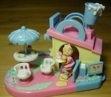 Polly Pocket Mini ♥ Mimi & the Goo Goos ♥ Kleiner Imbiss ♥ + süßes Baby ♥