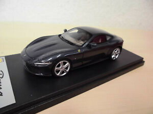 LookSmart 1:43 - Ferrari Roma - Blu Roma / graublau-metallic - LS508A