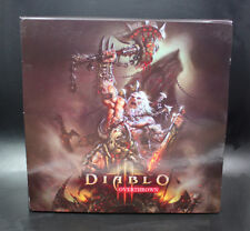 "DIABLO Ⅲ Barbarian 9"" PVC Statue Action Figure In Stock"