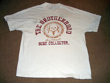 BONE COLLECTOR, Outdoors TV, Autographed T-Shirt, All Three Signatures