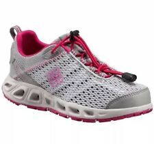 Columbia Drainmaker III Grey Pink Vent Shoes Girls Youth Sz 6