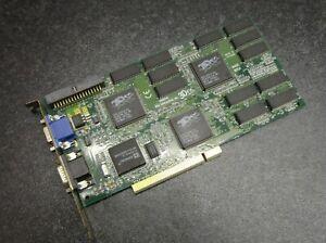 3DFX Voodoo 500-0010-01 PCI Graphics Accelerator Card VGA Techworks 88003-0001