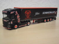 "Herpa - Scania CS GaPlSZ ""Schubert / Tegernsee - Forte Nero"" - 933407 - 1:87"