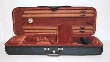 Classic 4/4 Violin Oblong Case. Deep Green. Lightweight *CLEARANCE*