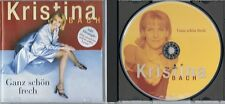Kristina Bach - Ganz schön frech - CD Ganz schön Sexy - Küß mich mal richtig