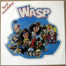 W.A.S.P. - The Real Me - Shaped Picture Disc - 1989 - UK - NEW