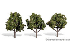 "TR3510 Woodland Scenics Sun Kissed 3 Pack 4"" - 5"" Ready Made Trees TMC"