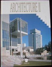 Europeans Masters 3 Architecture 2 Atrium Arquitectura