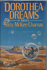 Fiction: DOROTHEA DREAMS by Suzy McKee Charnas. 1986.  Signed 1st edition.