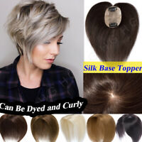 7A Hair Toppers For Women Clip In Side Part With Thinning Hair With Bangs US