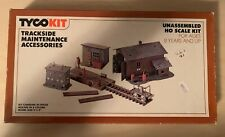 Vintage 1979 TYCO HO Plastic Model Kit # 7794 Trackside Maintenance