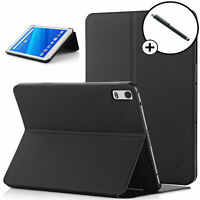 Forefront Cases® Lenovo Tab 4 8 Plus Clam Shell Smart Case Cover Sleeve + Stylus