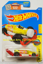 Hot Wheels Red Yellow Carbonator Car Shaped Bottle Opener