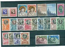VATICANO - VATICAN 1953 annata completa