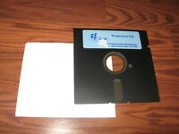Re Run Productivity Pak Commodore 64 Disk - Tested