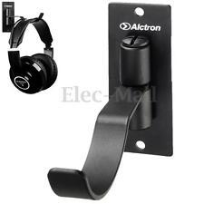 ALCTRON Wall Mount Gaming Headphone Steel Hook Hanger Headsets Earphones Holder