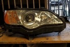 2008 SUBARU LEGACY SEDAN PASSENGER RH SIDE HEADLIGHT CONVERTED TO XENON