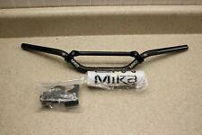Mika Metals PW50 MK-78-PW Mounts Handlebar White Bar Pad Aircraft Grade Aluminum