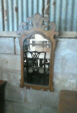 Walnut Original Victorian Antique Mirrors