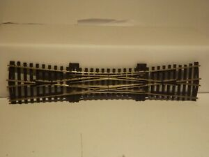 PECO MODEL RAILWAYS..SL-90..A DOUBLE SLIP CROSSING..IN GOOD USED CONDITION..OO .
