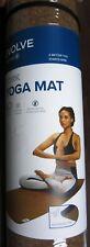 "Evolve by Gaiam Cork Yoga Mat 5 MM Eco Friendly 64"" X 23.5"" Brand New!"