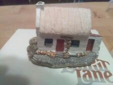 Lilliput Lane Donegal Cottage Irish Collection Box Deed