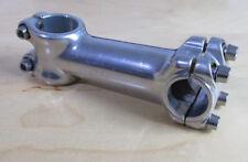 "New Rocky Mountain Bicycle Stem 110mm 20 Deg Rise 31.8mm Bar 1 1//8/"" Tube Silver"
