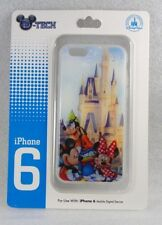Disney Protective MICKEY MINNIE CASTLE  IPhone Case 6 D-Tech SEALED