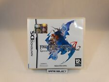 FINAL FANTASY TACTICS A2 GRIMOIRE OF THE RIFT NINTENDO DS PAL ITALIANO COMPLETO