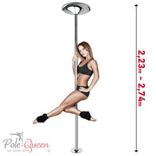 Palo da pole dance professionale ORIGINALE Pole-Queen + 125 mm extension