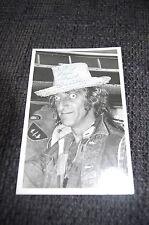 MARTY FELDMAN signed 3,5x5,5 inchAutograph Autographcard RARE  LOOK
