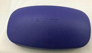 NEW Emilio Pucci Purple Hard Case Eyeglass Case