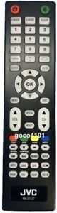 RM-C3127 RMC3127 GENUINE ORIGINAL JVC TV REMOTE CONTROL LT55N550A = NOW RM-C3128